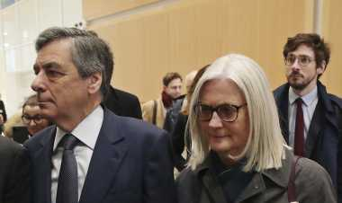 French ex-PM Fillon and wife guilty in 'fake jobs' scandal