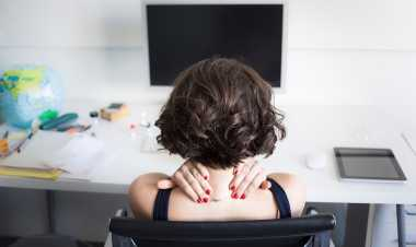 Is Working From Home Hurting Your Neck? Here's How You Can Prevent It...